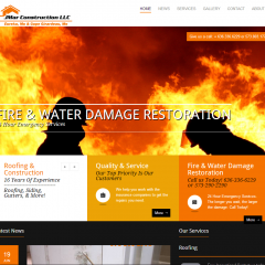 Web Design & SEO JMAR Construction